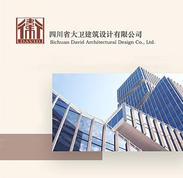 大卫建筑品牌官网建设