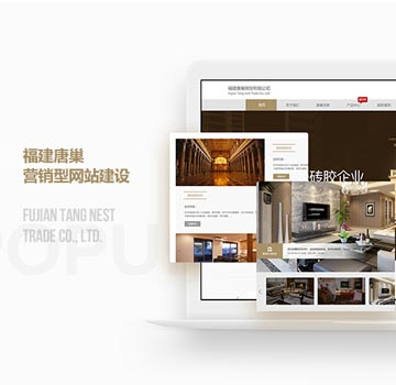 福建唐巢营销型网站建设