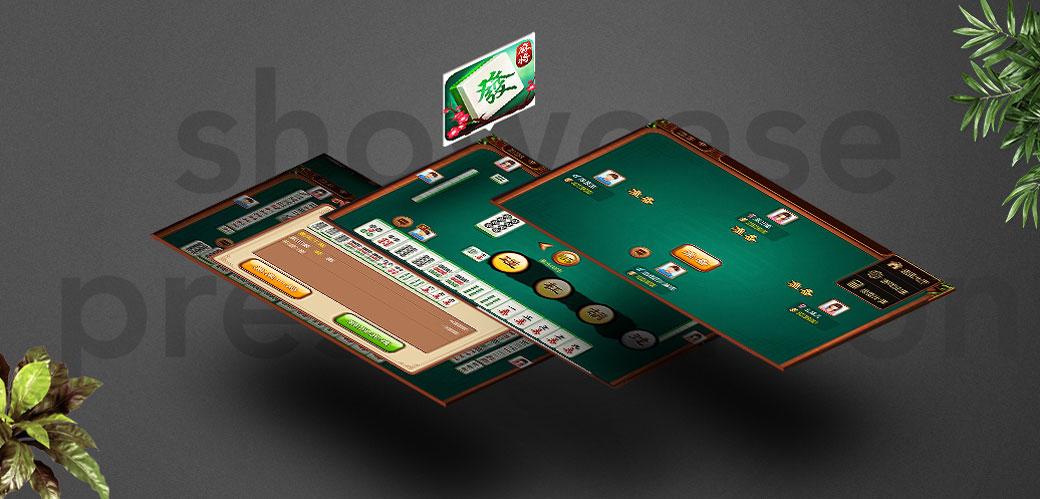 疯狂斗牛安徽麻将手机游戏定制开发:手机游戏 / 麻将棋牌游戏