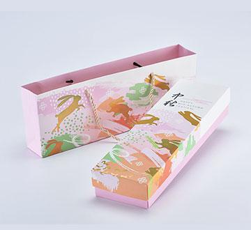 食其家中秋团圆月饼礼盒包装设计