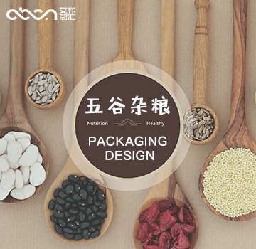 五谷杂粮包装设计,农产品包装设计