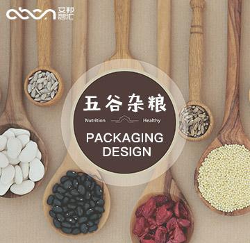 五谷雜糧包裝設計,農產品包裝設計