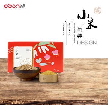 小米包装设计,农产品包装设计公司